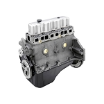 3.0L Base  Marine Engine - Replaces 4 Cylinder 181 Cid Mercruiser, OMC , Volvo Penta , Marine Power And Chris Craft Engines.